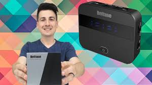 Boltune <b>Bluetooth 5.0</b> Transmitter and Receiver Review | 2-in-1 <b>3.5</b> ...
