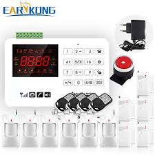 <b>Hot Selling Free</b> Shipping wholesale Wireless GSM Alarm System ...