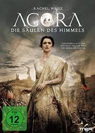 DVD * AGORA - DIE SAEULEN D HIMMELS DVD S/T Import ...