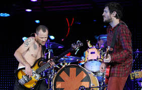 John Frusciante discusses writing new music with <b>Red Hot Chili</b> ...