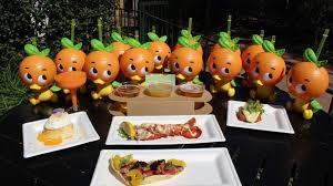 REVIEW: The Citrus Blossom - Epcot International <b>Flower</b> & <b>Garden</b> ...