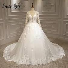 Miaoduo vestidos de novia 2019 long <b>robe de soiree</b> bride Dress ...