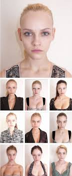 victorias secret models without makeup normal s just like you and me only with freakishly large lips hahaha