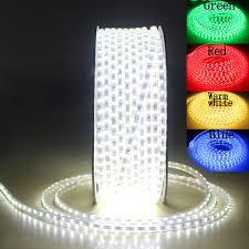 <b>SMD 5050 AC</b> 220V LED Strip Flexible Light 60leds/m ribbon led ...