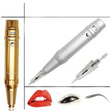 south africa s permanent makeup supplies permanent makeup pen 1pcs eyebrow lip tattoo machine for shader needle tip power