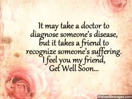 Get Well Soon Messages for Friends: Quotes and Wishes ... via Relatably.com