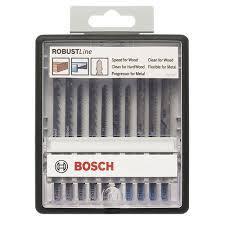 <b>Bosch Набор</b> из 10 <b>пильных полотен</b> 2.607.010.542 – купить в ...