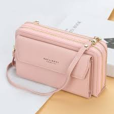 <b>2021 New</b> Women <b>Pu Leather</b> Shoulder Bags Female Double Layer ...