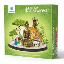 <b>Набор Intellectico Юный парфюмер</b> Ароматы Востока 713: купить ...