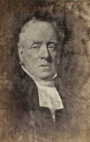 A Thomas Annan photograph of a portrait of the Very Reverend Duncan Macfarlane (1771-1857). The painting was by John Graham-Gilbert. - TGSA03622_m
