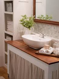 making bathroom cabinets: diy simple built in bathroom cabinets from recycled table diy white framed built in bathroom