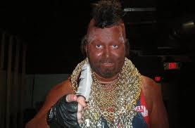 Image result for mr t lookalike