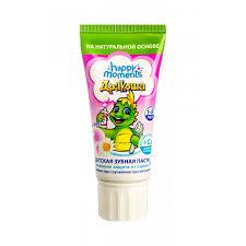 Зубная паста Детская гелевая Bubble gum 60 мл <b>Дракоша</b> ...