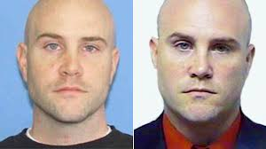 PHOTO:Charles Alan Dyer. Charles Alan Dyer is shown in 2010, left, and in 2008 in these photos provided by the FBI. - ht_charles_dyer_ll_110824_wmain