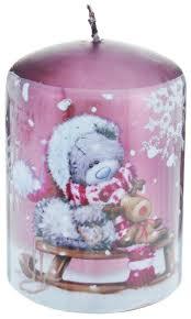 Декоративные <b>свечи Winter Wings</b> купить в Москве, цены на ...