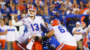 Florida quarterback Feleipe Franks injured at Kentucky   Lexington ...
