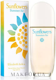 Elizabeth Arden <b>Sunflowers Summer Air</b> - <b>Туалетная</b> вода: купить ...