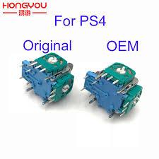 <b>100 Pcs</b> Replacement <b>Analog 3D</b> Joystick Micro Mini Switch Axis ...