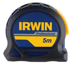 <b>Рулетка 5 м</b> MPP <b>IRWIN</b> 10507791 - цена, отзывы ...