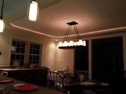 tray ceiling with rope lighting ceiling tray lighting