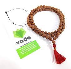Buy Vado Lab Certified (<b>7mm</b>) Panch Mukhi (5 Mukhi) Rudraksh ...