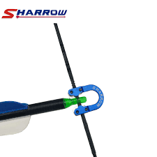 <b>Sharrow Compound Bow</b> Aluminum D Loop Release Bow String D ...