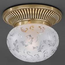 Настенно-<b>потолочный светильник Reccagni Angelo</b> PL 7801/1 ...