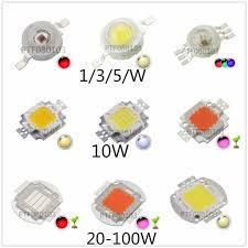 Online Shop High Power LED Chip 1W <b>3W 5W 10W 20W</b> 30W 50W ...