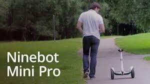 Полный обзор <b>Ninebot Mini</b> Pro - YouTube