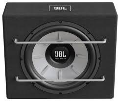 Купить <b>сабвуфер</b> автомобильный <b>JBL Stage 1200B</b> 12', цены в ...
