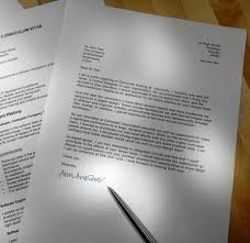 types of job search letters with examples what needs to be on a cover letter