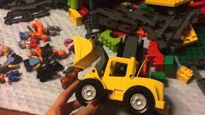 <b>Гигантский</b> набор <b>Лего Дупло</b> GIANT <b>LEGO DUPLO</b> и камера на ...