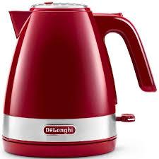 Купить <b>Чайник электрический DELONGHI KBLA</b> 2000.R, красный ...