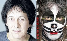 Founding <b>Kiss</b> drummer <b>Peter Criss</b> tells story of survival in memoir ...
