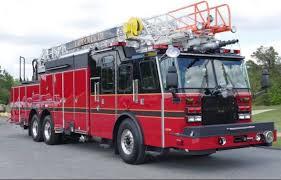 Custom <b>E</b>-<b>One HP</b> 100 Aerial Ladder Truck | Fire trucks, Fire engine ...