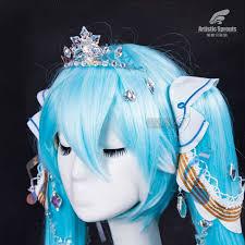 <b>2019 New</b> Costume <b>VOCALOID</b> Hatsune <b>Miku</b> Cosplay Costume Ice ...