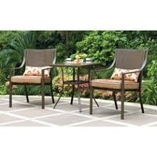 mainstays alexandra square 3 piece outdoor bistro set red stripe with butterflies seats alexandria balcony set high quality patio furniture