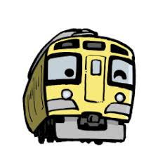 <b>cute train</b> sticker – LINE stickers | LINE STORE