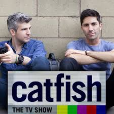 Image result for catfish mtv logo