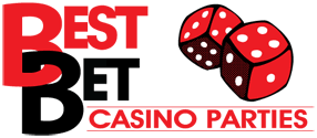Best Bet Casino Parties    Get Together Entertainment   DJ Wedding     Best Bet Casino Parties