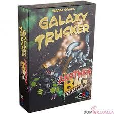 <b>Настольная игра</b> Galaxy Trucker: <b>Another</b> Big Expansion - купить ...