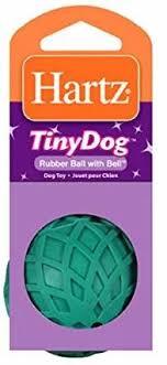 <b>Игрушка</b> Hartz Rubber Ball With Bell Dog <b>Toy</b> Мяч с колокольчиком ...
