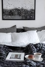 images bedroom inspiration pinterest wool breakfast in bed scandinavian grey bedroom with raindrops print and ch