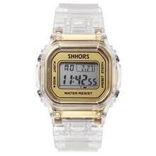 Best value <b>Transparent Clock Silicon</b> Watch – Great deals on ...