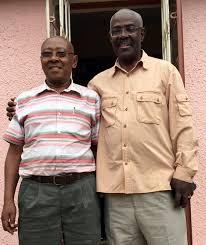 kigezi high school junior recalling the history making class of dr charles musinguzi mwene barabogoza and dr muniini kwehangaana mwene mulera fellow inmates of kigezi high school junior 1965 66 in mburara nkore