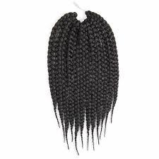<b>Feibin</b> Crochet <b>Twist Box Braid</b> Hair Extension Synthetic Afro ...