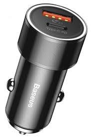 Автомобильная <b>зарядка Baseus</b> TZXLD-01 — купить по выгодной ...