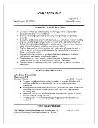 psychology major resume objective sample psychology resumes sle gallery of psychology resume objective