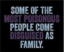 Toxic Family on Pinterest | Toxic Family Quotes, Dysfunctional ... via Relatably.com