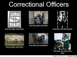 Correctional Officers... - Meme Generator What i do via Relatably.com